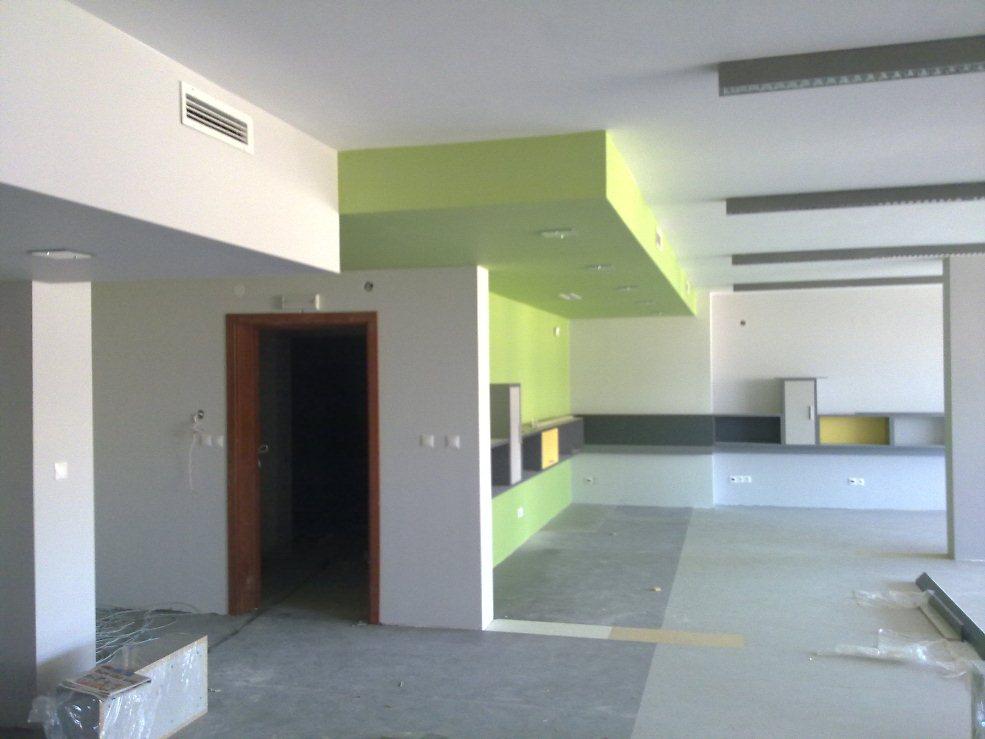 Офис сграда, Студентски град