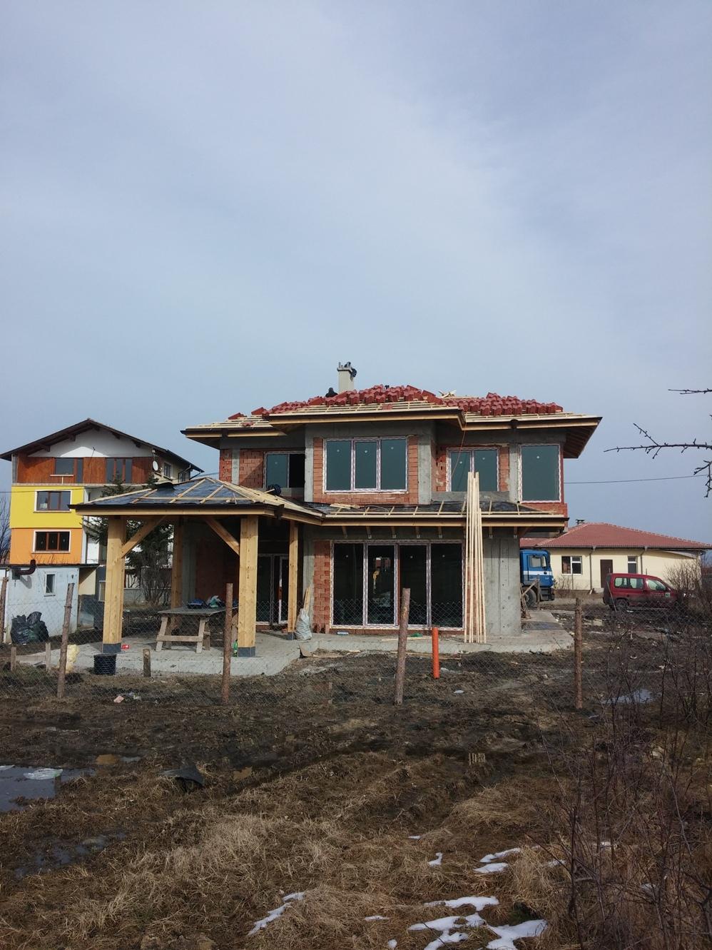 Къща, с. Пролеша