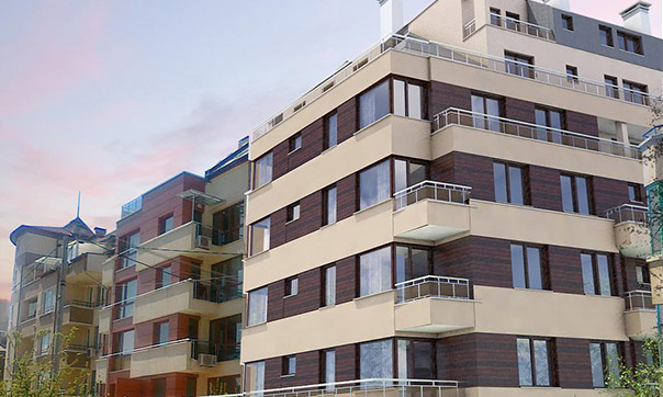 Жилищна сграда, кв. Гео Милев