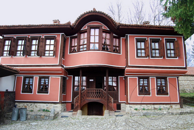 Къща Кобилица