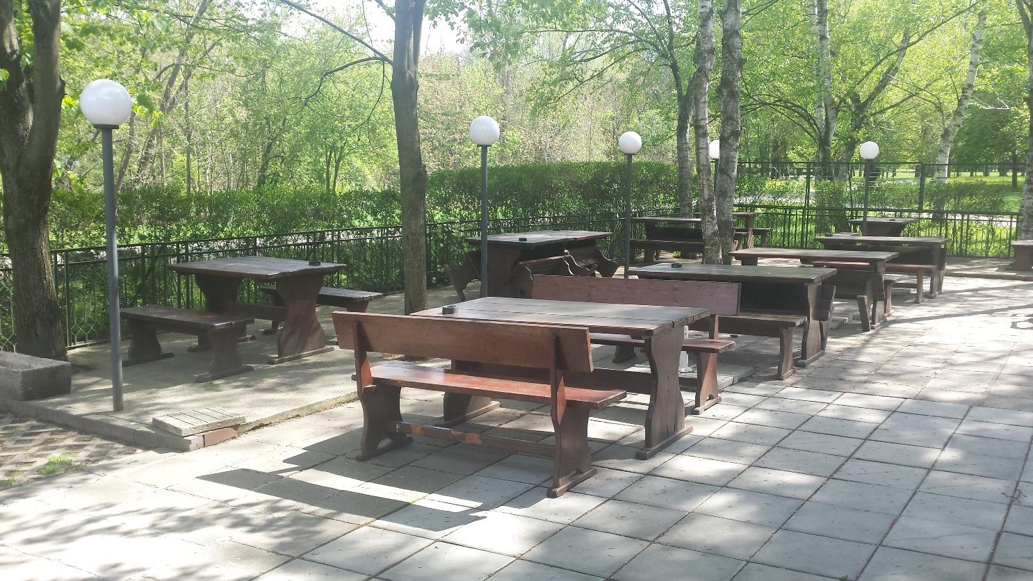 Градена, Ресторант Тинтява