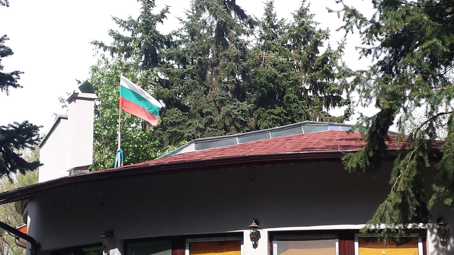 Покрив, Ресторант Тинтява