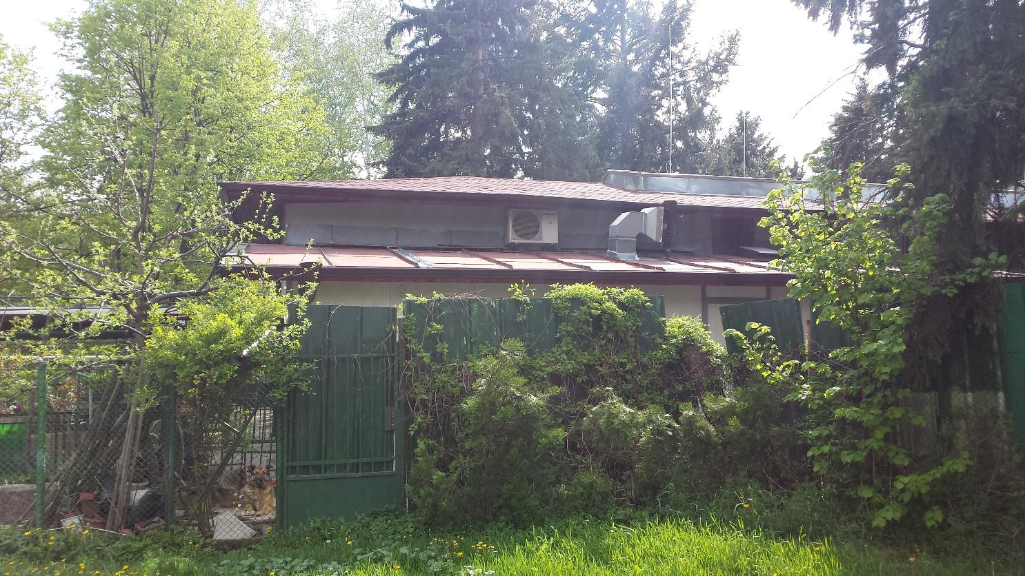 Покривна конструкция, Ресторант Тинтява